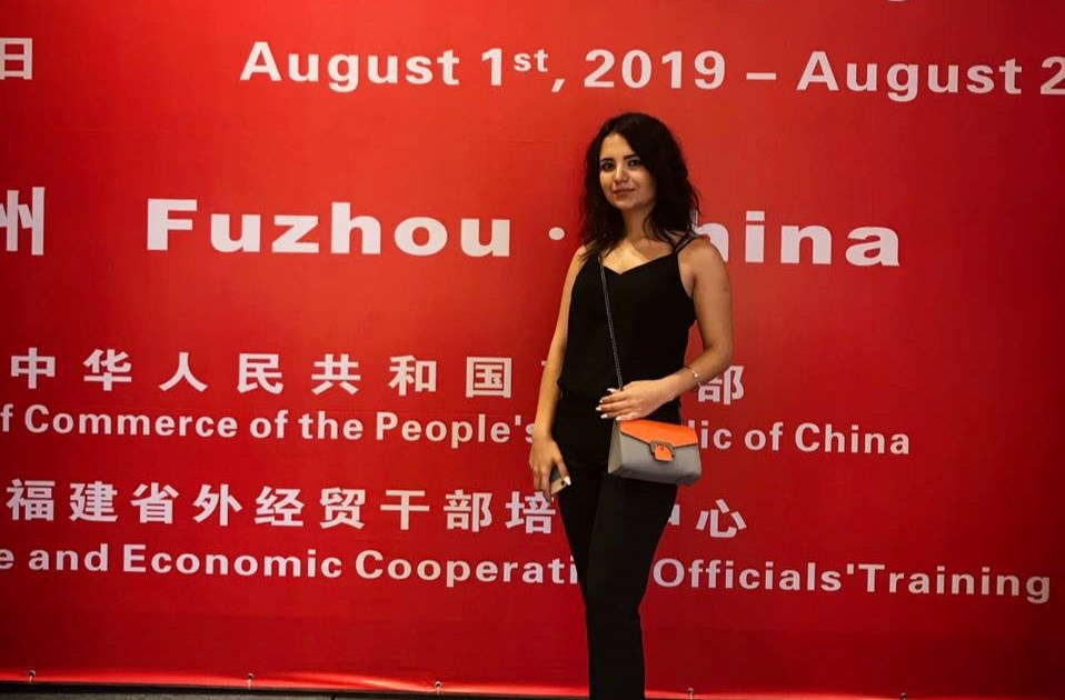 ON AUGUST 1-21, 2019 REPRESENTATIVE OF AZERBAIJAN INNOVATIONS EXPORT CONSORTIUM HAS MADE A VISIT TO PEOPLE'S REPUBLIC OF CHINA